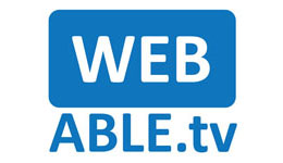 WebAble TV Logo