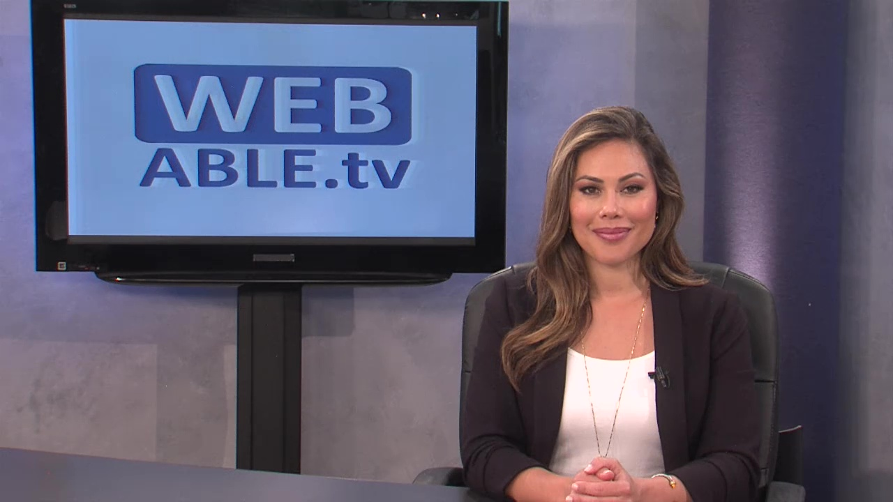 Welcome to WebAble TV!