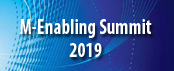 The 2019 M-Enabling Global Summit Graphic